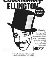 Ellington Regional Jazz Festival