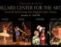 Performing Arts Magnet Open House - Thursday, Jan 21