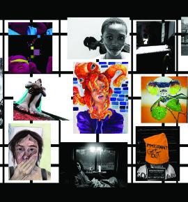 DCA Senior Art Show
