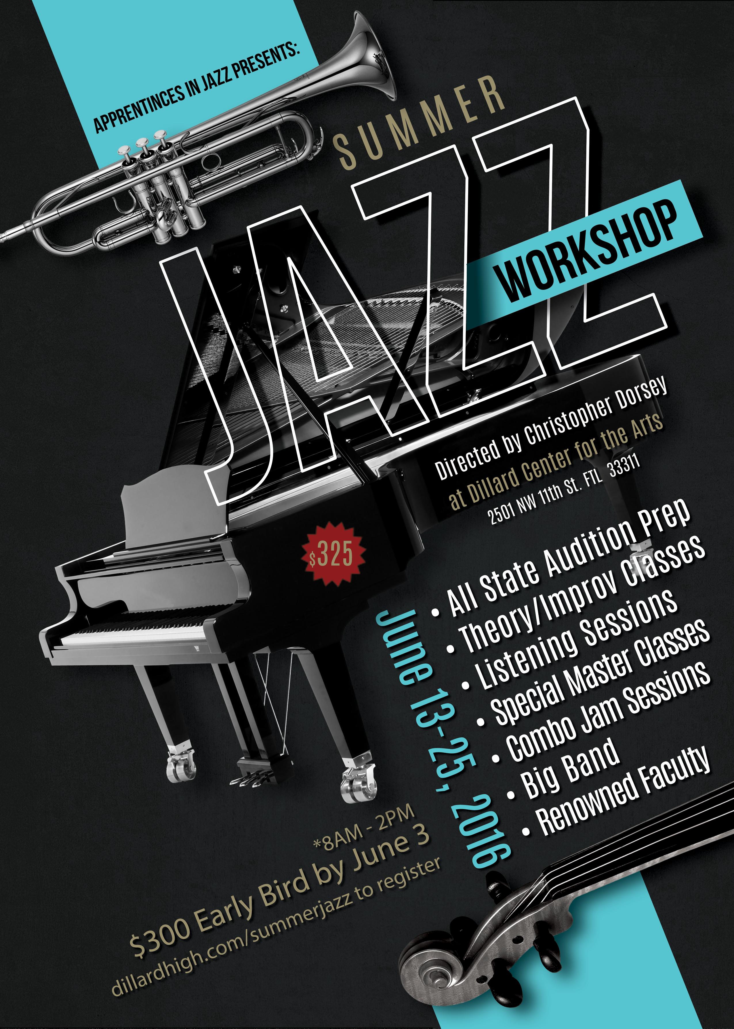 Summer Jazz Workshop