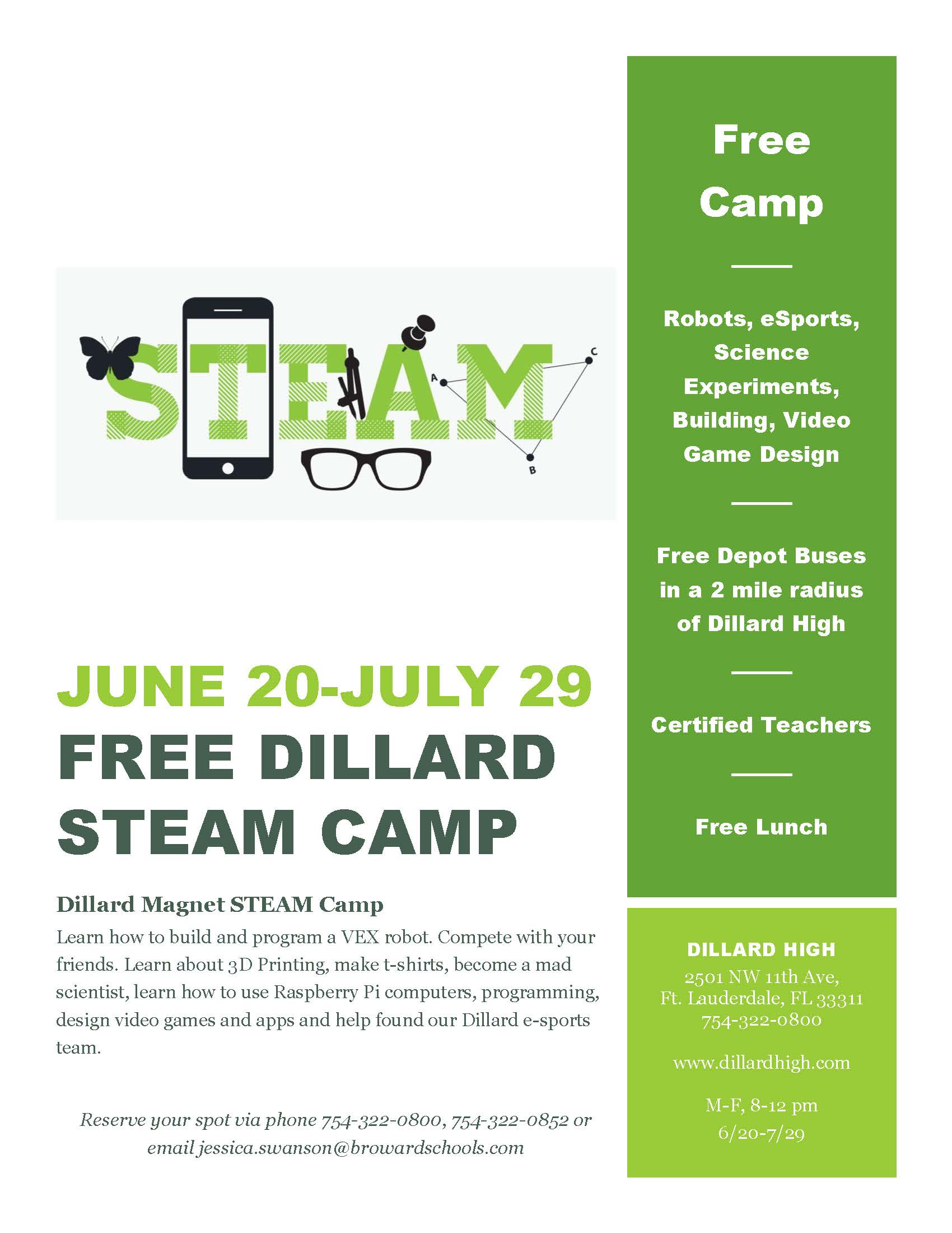 STEAM Camp 2016