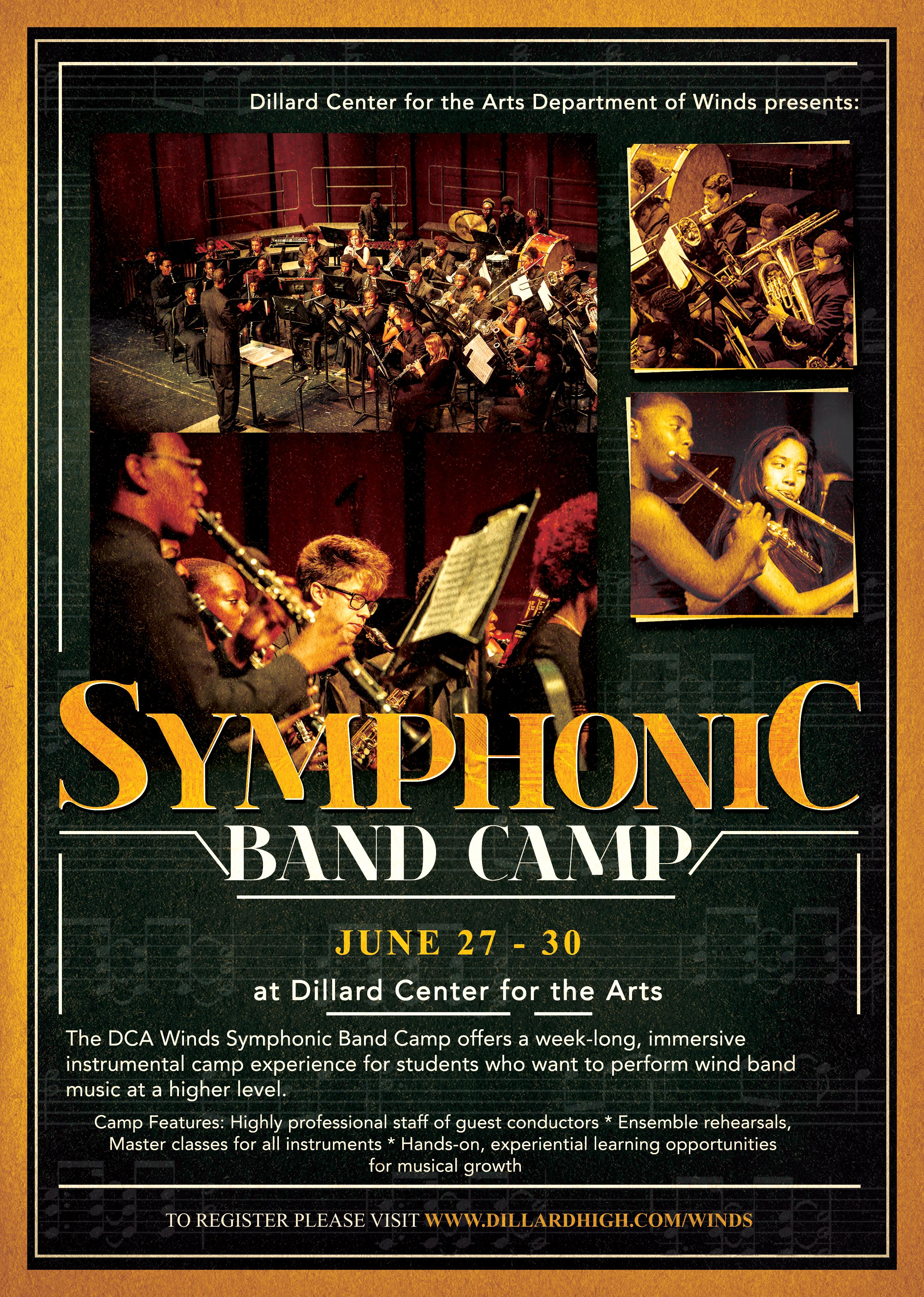 Symphonic Band Camp