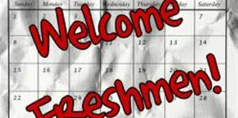 New Student Orientation - Wednesday August 16th