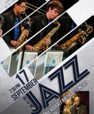 DCA Jazz Ensemble - LIVE