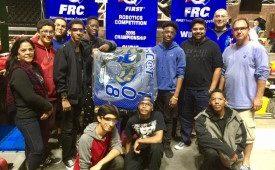 Dillard's Robotics Advance To World Championships