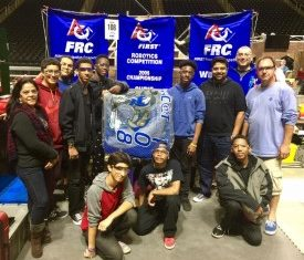 Dillard's Robotics Advance To World Championships