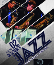 DCA Jazz Ensemble - LIVE w/Nat Adderly Jr.