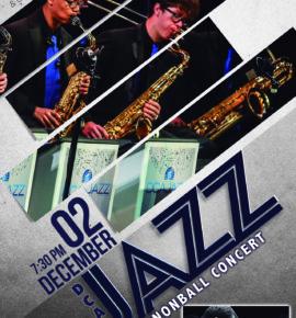 DCA Jazz Ensemble - LIVE w/Nat Adderly Jr.