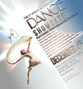 Superintendent's Dance Showcase