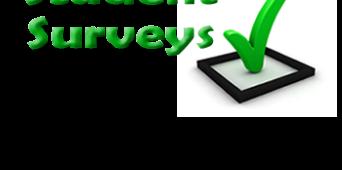 Student Survey Now Online